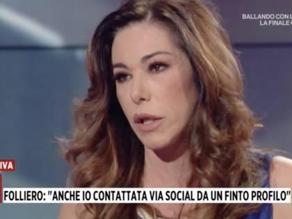 """La Folliero, storica ex di D'Orazio: """"Io e Stefano uniti dal filo rosso..."""""""