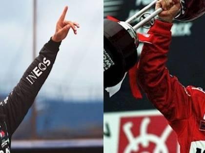 Il mostruoso record di Hamilton Perché adesso è come Schumacher