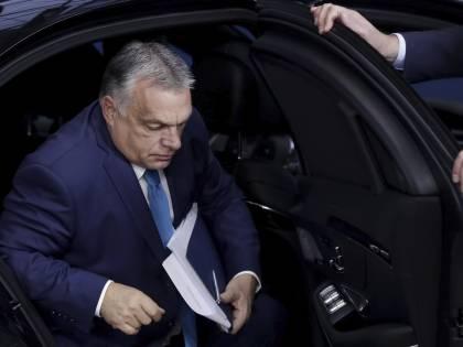 Adesso Orban sfida l'Europa: stop a Bilancio Ue e Recovery