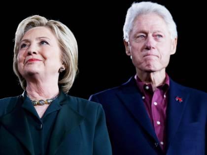 """""""I Clinton sono i più corrotti..."""". Sganciata la bomba su Hillary"""