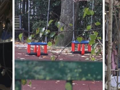 """La favela rom nel parco giochi """"Pure escrementi nelle casette"""""""