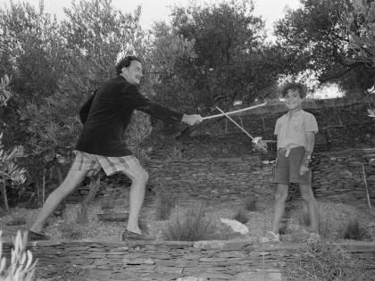"""Ecco il """"figlio"""" segreto dei coniugi Dalí"""