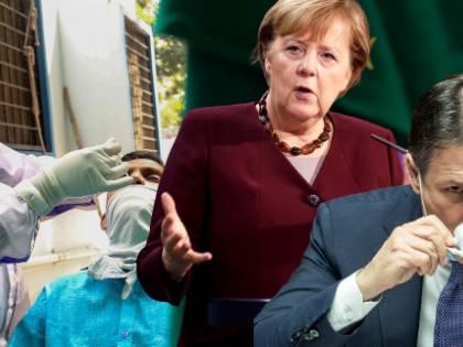 Covid, il piano della Merkel pronto il 16 gennaio. Perché Conte ha tardato tanto?