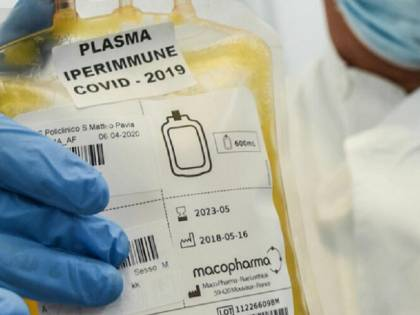 """""""Perché non funziona"""": bocciata la cura col plasma"""