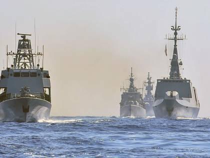 Individuate tre minacce: l'Italia pronta a muovere le navi