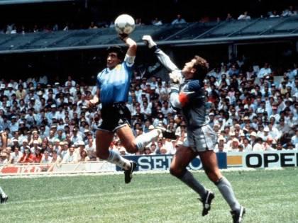 """Shilton su Maradona: """"Non si è mai scusato per quel gol di mano"""""""
