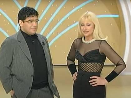 """""""Una notte in carcere solo per vedere un mio concerto"""". Così Raffaella Carrà ricorda Maradona"""