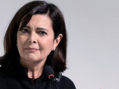 "Laura Boldrini, la ""censora doppiopesista"""