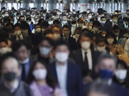 Più suicidi che morti Covid. Triste record del Giappone