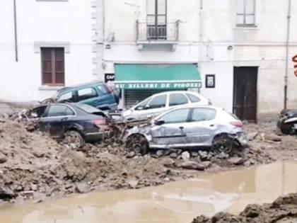 A Bitti si contano i danni dell'alluvione. Recuperato il corpo della terza vittima