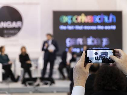 Home Edition digitale per Expo Riva Schuh e Gardabags