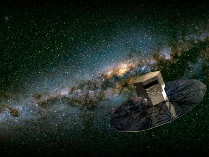 Quasi 2 miliardi di stelle. Il censimento di Gaia fotografa la Via Lattea