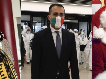 """Luca Bizzarri falcia Di Maio: """"Persone inadeguate in posti di potere diventano menti pericolose"""""""