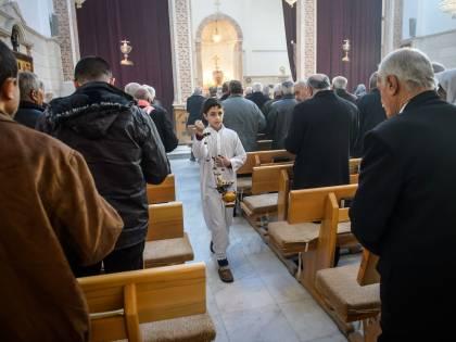 La Siria piange il vescovo che denunciò il massacro dei cristiani