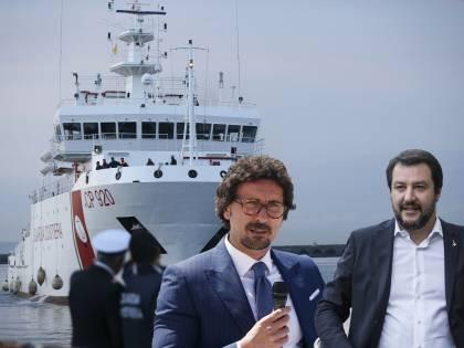 """Gregoretti, scontro in tribunale Toninelli-Salvini: """"Non ricordo"""", """"Forse dormiva"""""""