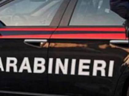 Aggredisce carabinieri con coltello: muore 50enne romeno