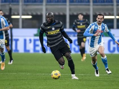 L'Inter mette la quinta. Lukaku di rigore dà la scossa scudetto