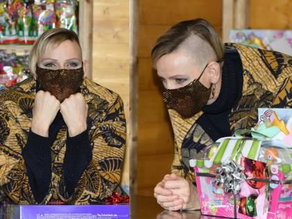 Il colpo di testa della principessa ribelle: Charlene di Monaco si rasa i capelli