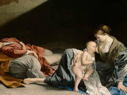 Alla riscoperta di Orazio Gentileschi gran pittore e non solo padre di Artemisia