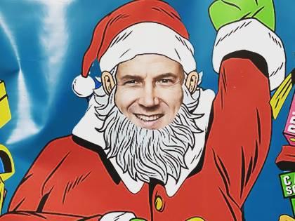 """Sacrifici per salvare il Natale"". Giuseppi, quante menzogne.."