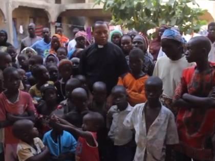 Gli auguri di buon Natale dalla martoriata Nigeria
