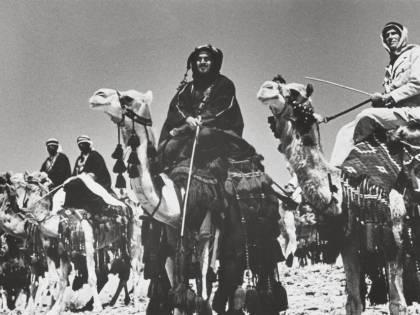 La storia di Lawrence d'Arabia, l'ultimo eroe contemporaneo