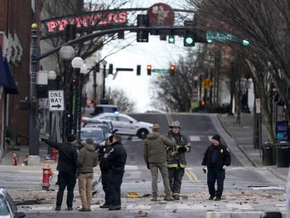 """Usa, autobomba esplode nel centro di Nashville: """"Un atto intenzionale"""""""
