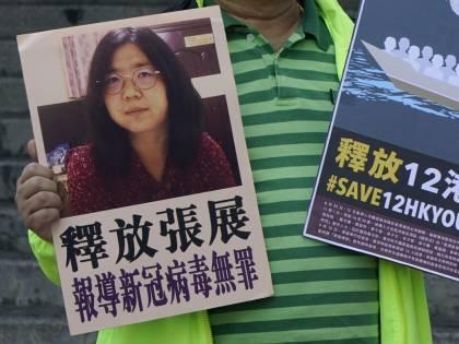 Rivelò Wuhan, blogger in cella. Ma su Pechino Occidente muto