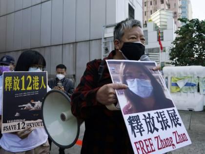 Quattro anni di carcere alla blogger cinese che ha svelato il Covid