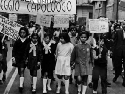 Epica, politica e rivolta nella Reggio del 1970