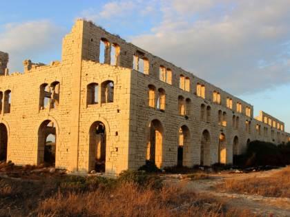 La Regione salva la fornace di Montalbano