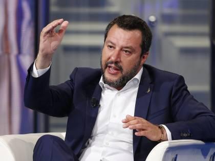 """Salvini attacca il governo: """"Impossibile andare avanti così"""""""