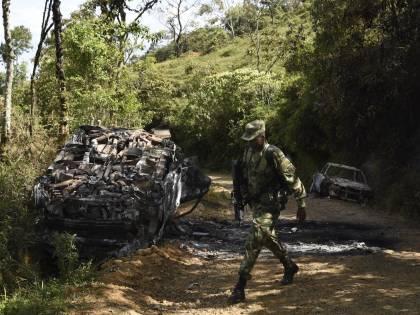 Colombia nel caos: scontri, feriti e morti dopo le rivolte contro la riforma fiscale