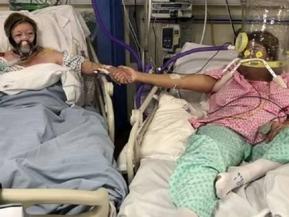 """Anziana muore dopo aver chiesto ai medici di togliere il respiratore: """"Così saluto mia figlia"""""""