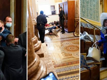 Assalto dei fan di Trump al Parlamento: scoppia il caos al Congresso Usa