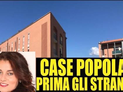 """Case popolari, Cascina rottama il """"prima gli italiani"""". Susanna Ceccardi si infuria"""