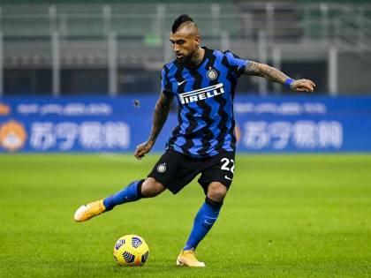 """Vidal alza la voce: """"Non ho baciato lo stemma della Juve, rispetto l'Inter"""""""