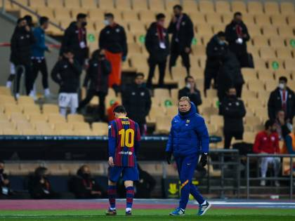 Messi perde la testa: manata ad un avversario e prima espulsione in carriera