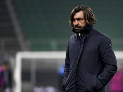 """Juventus, i numeri smascherano le """"scuse"""" di Pirlo"""