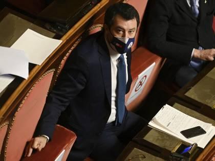 Salvini e il voto per arginare Giorgia