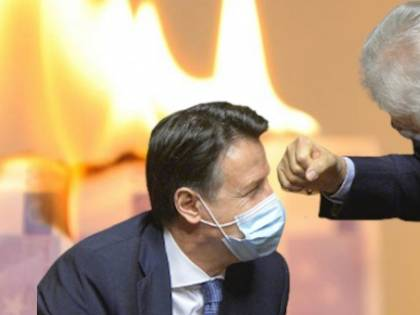"""Il """"sì"""" di Monti a Conte è una """"trappola"""": adesso i nostri risparmi sono in pericolo"""