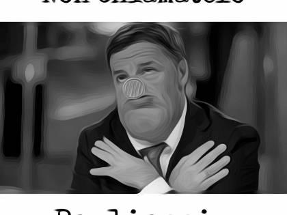 La vignetta del giorno: Renzi, non chiamatelo pagliaccio