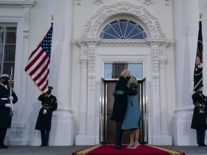 """Biden ha giurato: è il 46° presidente. """"Questo è il giorno della democrazia"""""""