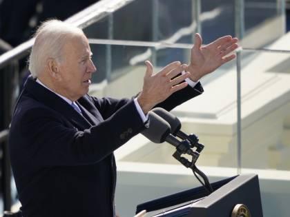 La promessa di Joe è di unire il Paese. La svolta a sinistra lo dividerà di più