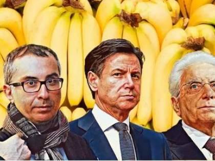 Covid, Colle, Ciampolillo: la penisola delle banane