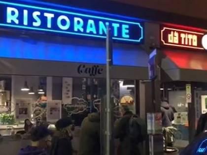 Nuova multa al ristoratore ribelle. E stavolta mandano via i clienti