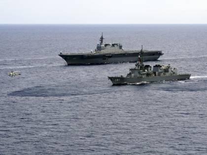 """La Cina adesso """"arma"""" le navi: il Giappone è in stato d'allerta"""