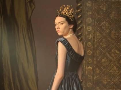 Tra il tempo e la bellezza c'è il senso dell'alta moda