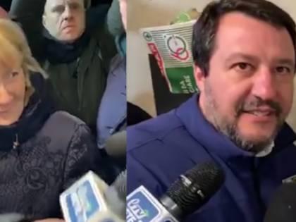 """""""Citofono? Ecco la nostra rivincita"""". Le lacrime di chi chiamò Salvini"""