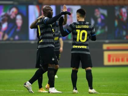 Lukaku non si ferma mai. La risposta facile dell'Inter con il risveglio di Lautaro